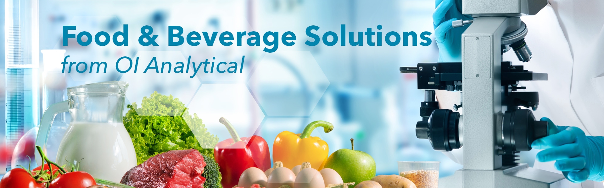 Xylem Lab Food and Beverage