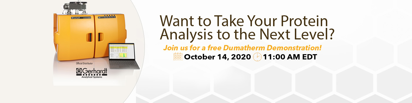 Register for a DUMATHERM® demo today!
