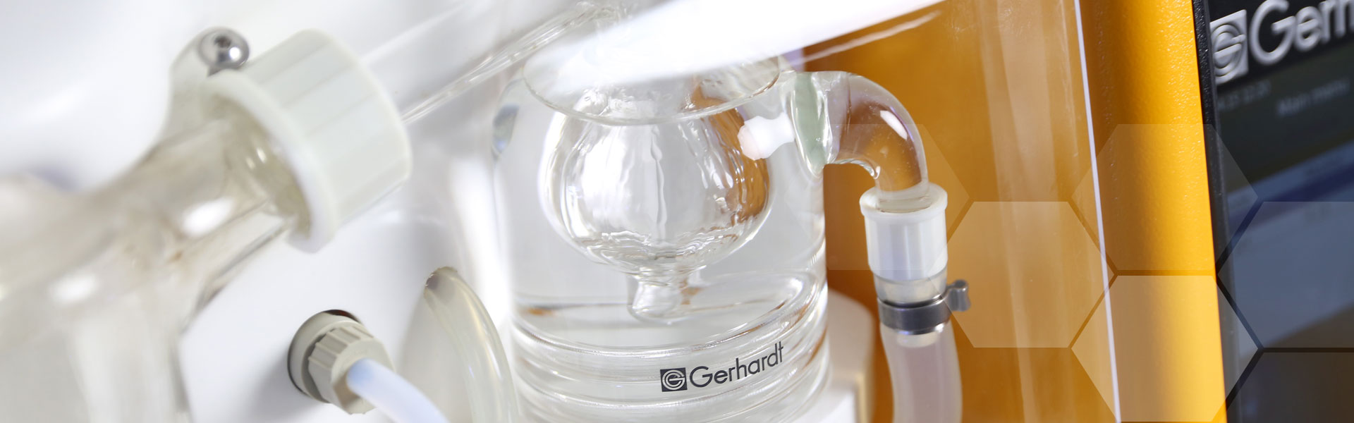 Gerhardt Laboratory Equipment for almost every industry across the world