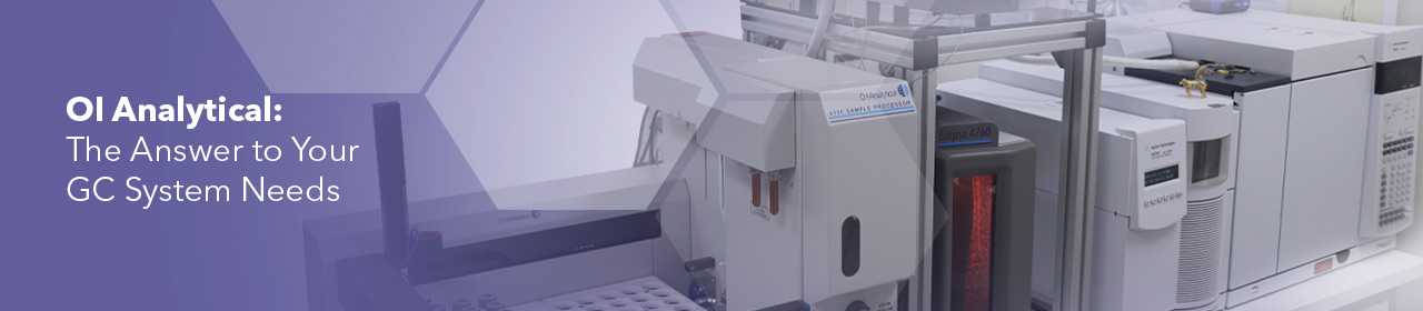GC Systems - OI Analytical
